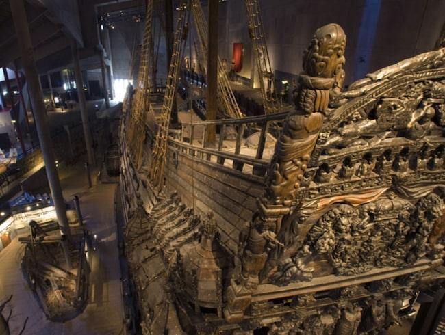 Vasamuseet är Skandinaviens populäraste museum.