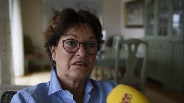 Ewa, 66, skänkte bort sin livmoder