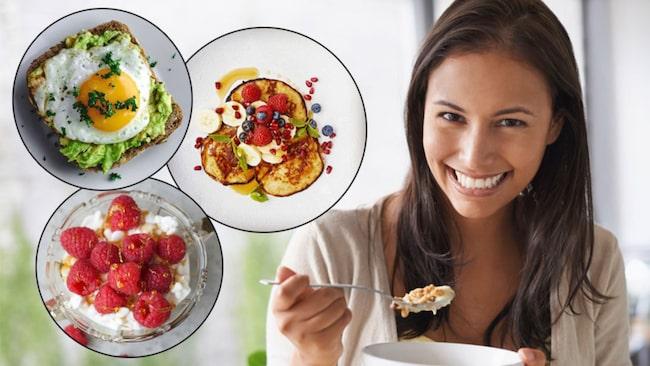 varför ska man äta nyttigt