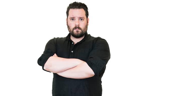 Csaba Bene Perlenberg är fristående kolumnist på GT:s ledarsida. Foto: NORA LOREK