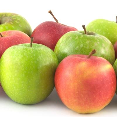 torkade aprikoser magen