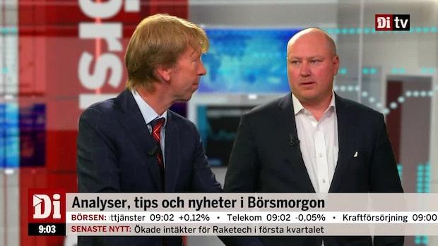 JM lyfte efter kapitalmarknadsdagen i Oslo