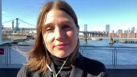 "Utrikeskorrespondenten: ""Paus i hela delstaten"""