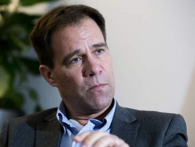 Martin Wannholt tänker yrka på en återremiss i kommunstyrelsen på onsdag för att inarbeta de kostnader han menar saknas i Västlänkens budget. Foto: Lennart Rehnman
