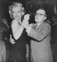 Truman Capote och Marilyn Monroe