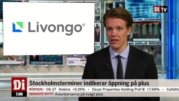 Di Morgonkoll – Kinnevikägda bolaget mot Nasdaq