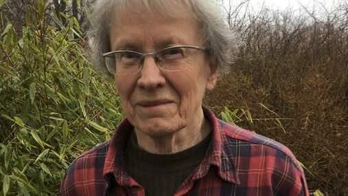 Stina Andersson, 77, blev lurad av bedragarna. Foto: PRIVAT