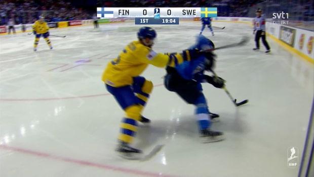 Höjdpunkter: Finland-Sverige