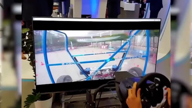 5G banar vägen för autonoma fordon