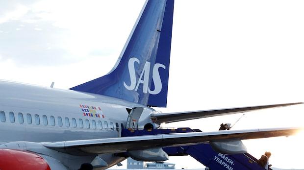 Jättesmäll för SAS efter sommarens flygkaos