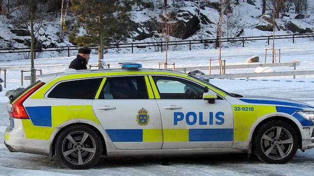 Kvinna och barn hittade döda i en bil