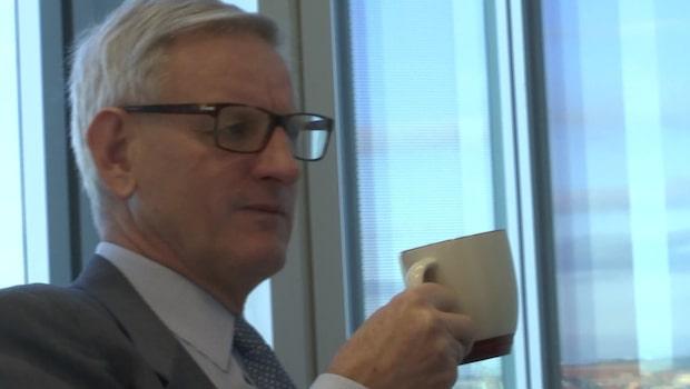Carl Bildt om Trump, Putin, Moderaterna och Jimmie Åkesson