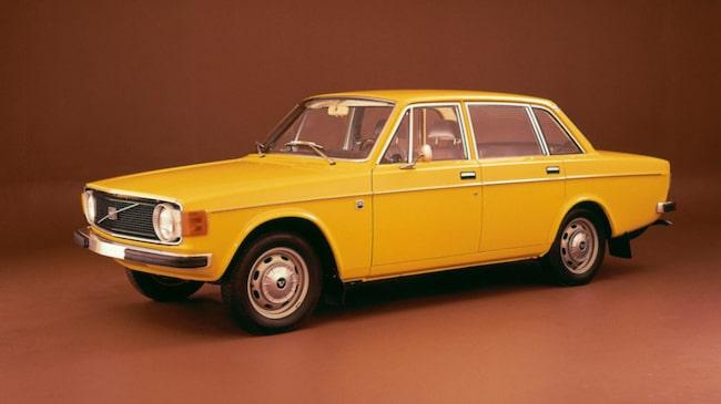 volvo 50 år Volvo 140 fyller 50 år, firas på Elmia i påsk | Klassiker  volvo 50 år