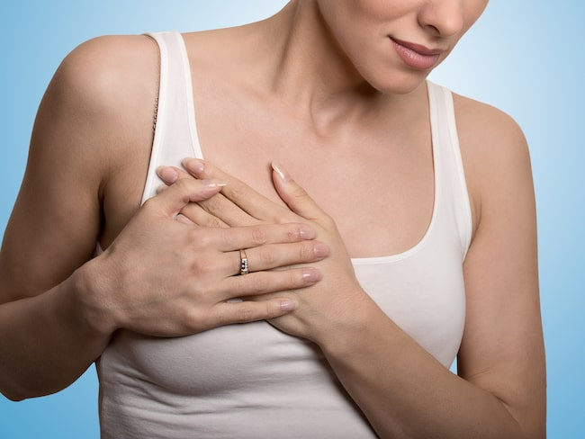 Varje år drabbas mellan 7 000 och 8 000 svenska kvinnor av bröstcancer.