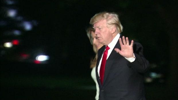 Trumps tystnad om Kushner - efter utredningen om rysskoppling