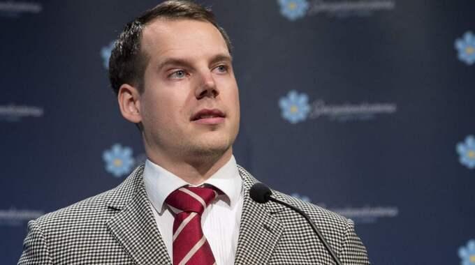 Christoffer Dulny väljer nu att lämna sina uppdrag i två statliga kommittéer. Foto: Sven Lindwall