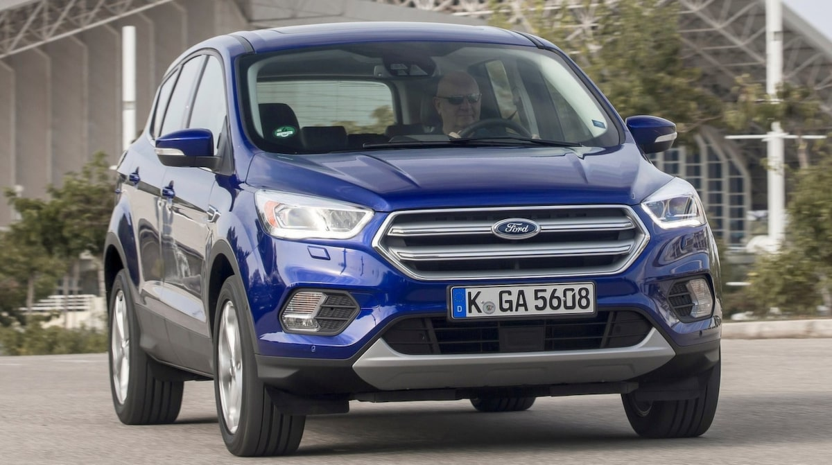 test ford kuga vi s tter betyg allt om bilar. Black Bedroom Furniture Sets. Home Design Ideas