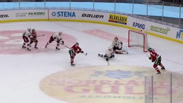 Highlights: Rosseli Olsen avgjorde för Frölunda