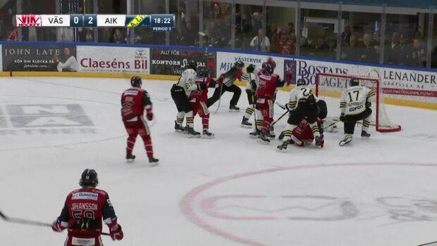 Höjdpunkter: Västervik-AIK