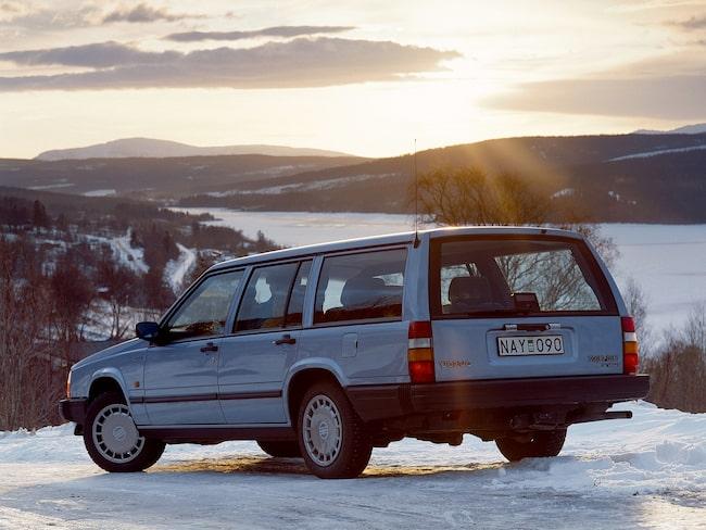 Volvo 740 är fortsatt populär på Blocket, 62 procent av de 740 som läggs upp till försäljning har fått en ny ägare inom en vecka. Snabbast av alla.