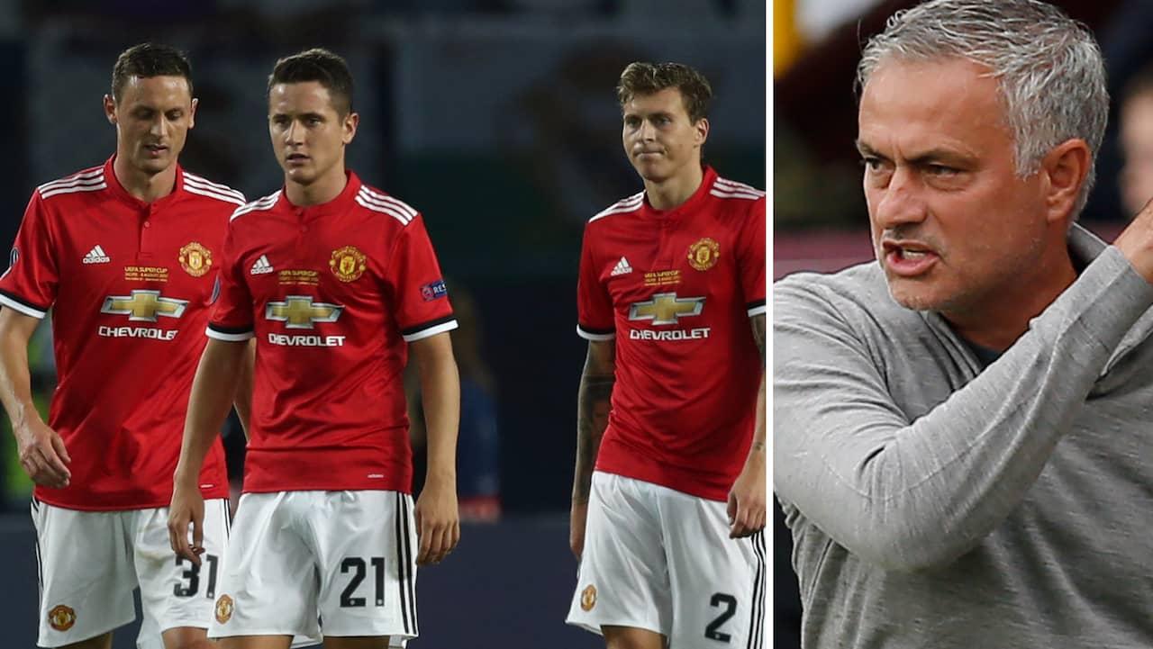 """Spelarna gömde sig för Mourinho"""""""