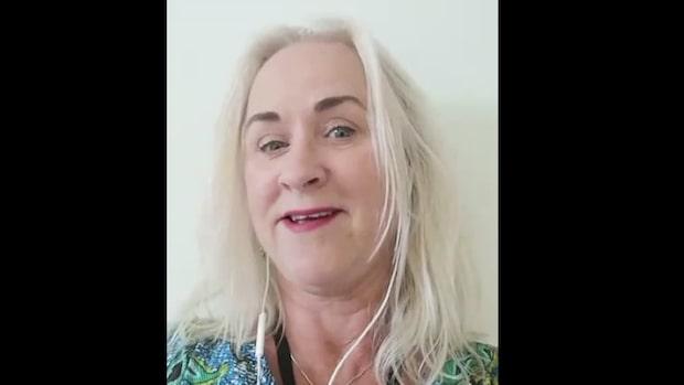 Anna-Carin, 56, blev fri från ryggsmärtan – utan medicin