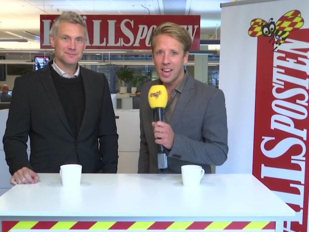 """Larsson: """"Inte överraskande med en formsvacka"""""""