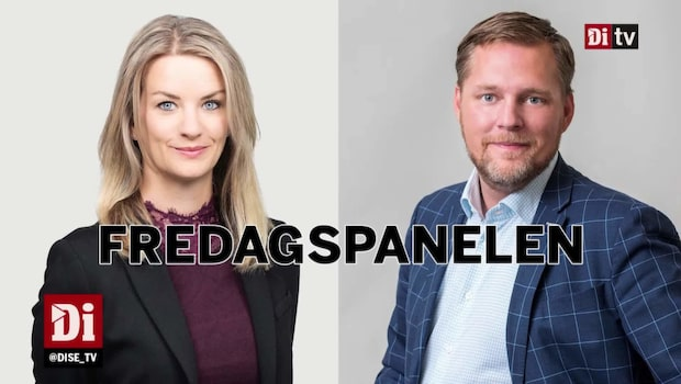 Fredagspanelen med Maria Landeborn & Günther Mårder
