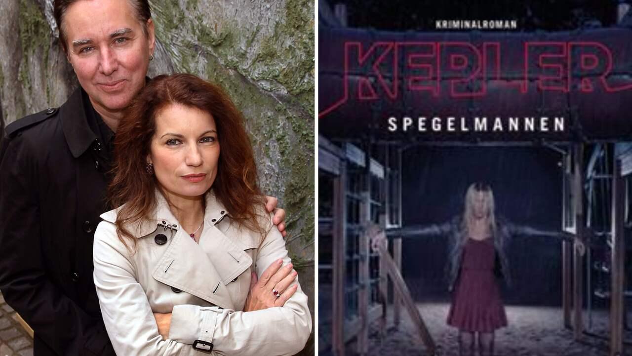 Lars Kepler fortsätter dra in miljoner åt författarparet