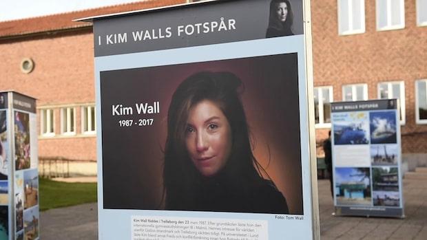 """Ingrid Wall: """"Det är Kim själv som skulle ha anordnat sin utställning"""""""