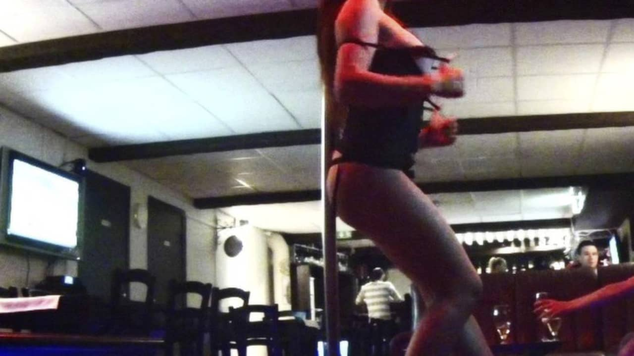 strippklubb göteborg nakna ryskor