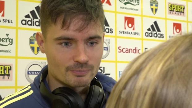 "Mikael Lustig: ""Märkte det inte ens"""