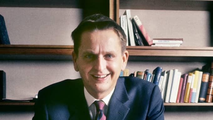 Olof Palme. Foto: ROGER TILLBERG / STELLA PICTURES ROGER TILLBERG