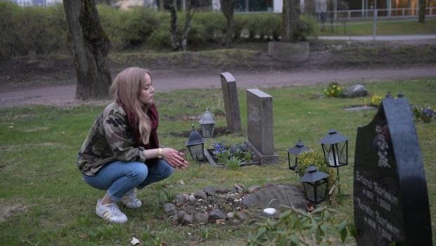 """Sissela, 25, planerade sitt självmord: """"Kände att då ska jag inte förstöra för fler"""""""