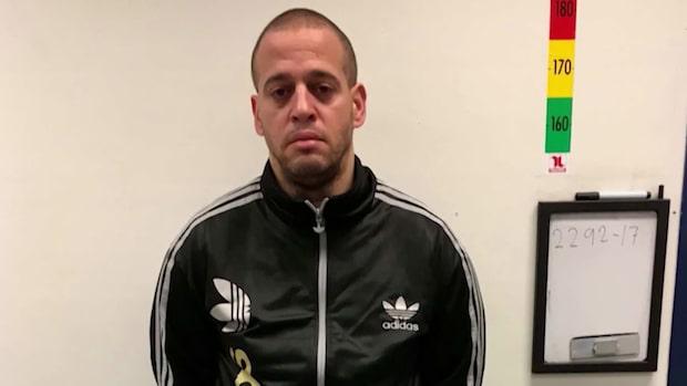 Dubbelmördaren Adriano Rodriguez Cadiz döms för nytt mordförsök