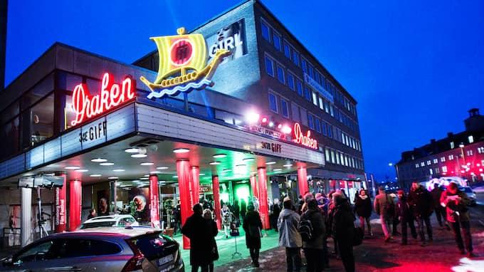 Från invigningen av den 34:e upplagan av Göteborgs filmfestival. Foto: ANDERS YLANDER / ANDERS YLANDER GT/EXPRESSEN