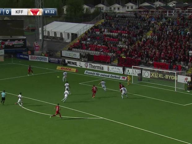 Höjdpunkter: Östersund-Kalmar