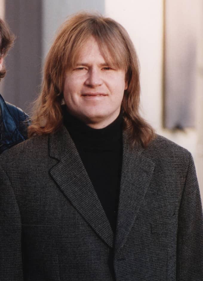 Ted Gärdestad. Foto: BO BERGMAN / IBL