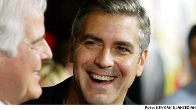 YES, jag är trendig! George Clooney är nya modellen.