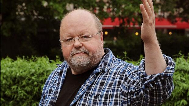 Kalle Moraeus om att inte längre vara programledare