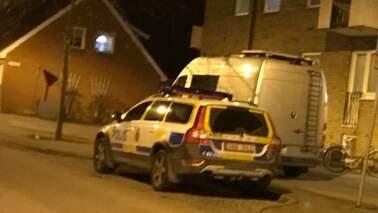 Jenny, 41, hittades död på annandagen i en lägenhet i skånska Landskrona. Foto: Läsarbild