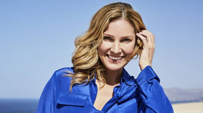 Det var möjligheten att bevaka OS som fick Jessica Almenäs att gå över till Kanal 5 från TV4. Foto: Magnus Ragnvid / MAGNUS RAGNVID / KANAL 5