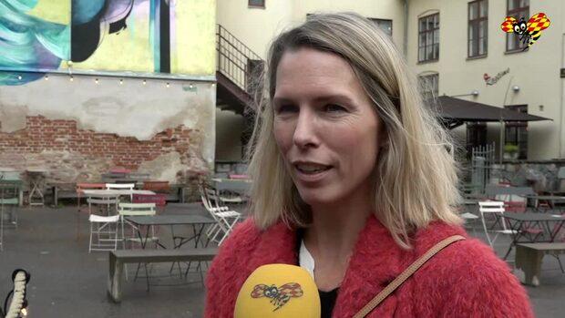 """VM-guldmedaljören hyllar Stina Nilsson: """"Modigt"""""""