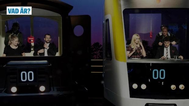 """Detta är """"På spåret"""" i SVT"""
