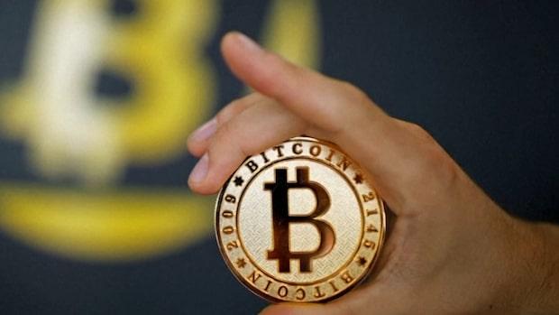 Det här är bitcoin: Värdet har ökat 2 000 procent under året