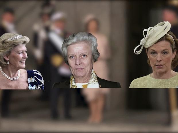 Adelskvinnorna som jobbar för drottningen