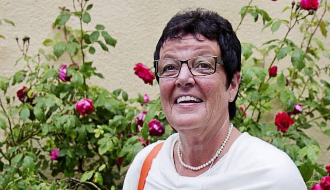 Inger Källgren Sawela (M). Foto: Lisa Mattisson Exp