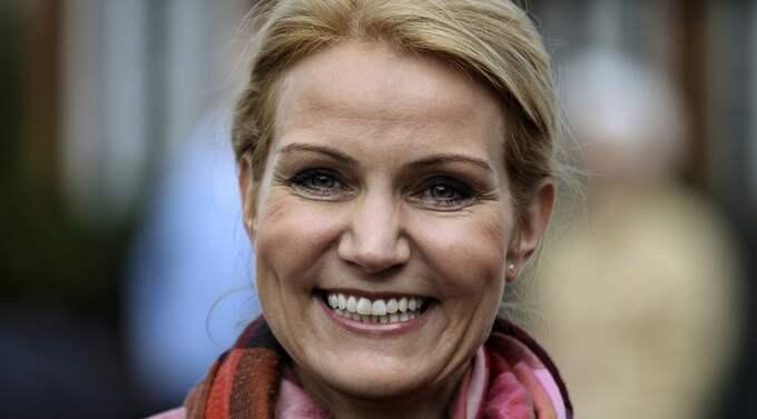Makthavare på riktigt. Helle Thorning-Schmidt kan bli Danmarks första kvinnliga statsminister efter valet den 15 september. Foto: Dresling Jens