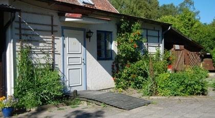 Gunnels Björklunda passar dig som söker lugnet på Gotland.