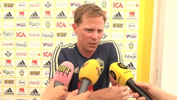 """Sandberg: """"Emil har stor kunskap om tysk fotboll"""""""